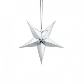 HANGING STAR – SILVER