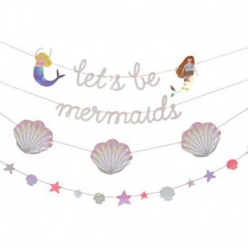 GARLAND – MERMAID