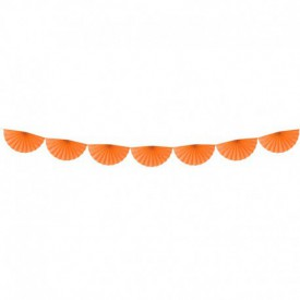 FAN GARLAND – ORANGE