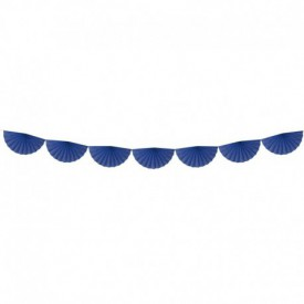 FAN GARLAND – SKY DARK BLUE