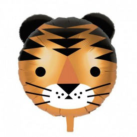 MYLAR BALLOON – TIGER