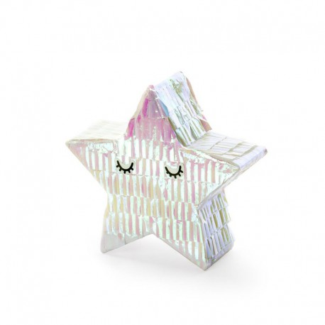 MINI PIÑATA – STAR