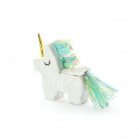 MINI PIÑATA – UNICORN