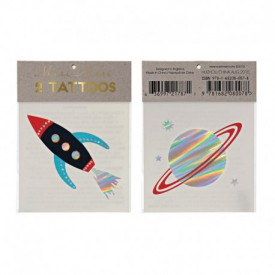 TATTOOS – ASTRONAUTE