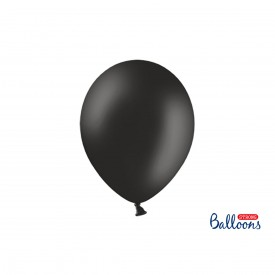 LATEX BALLOON - BLACK