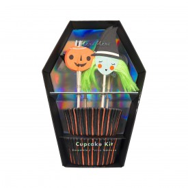 CUPCAKE KIT - HALLOWEEN