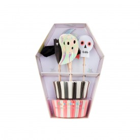 CUPCAKE KIT - HALLOWEEN ICON