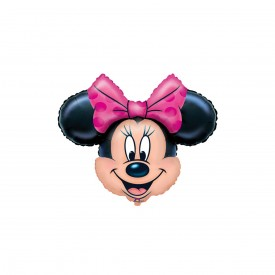 MYLAR FOIL BALLOON - MINNIE