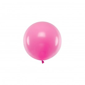 LATEX MEDIUM BALOON - FUCHSIA PASTEL