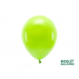 ECO LATEX BALLOON - GREEN APPLE