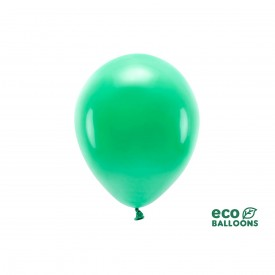 ECO LATEX BALLOON - DARK GREEN