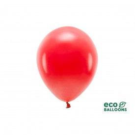ECO LATEX BALLOON - RED