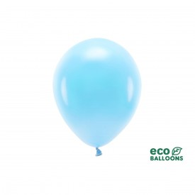 ECO LATEX BALLOON - SKY BLUE