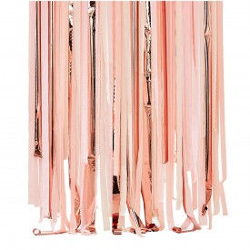 BACKDROP KIT - ROSE GOLD AND PINK