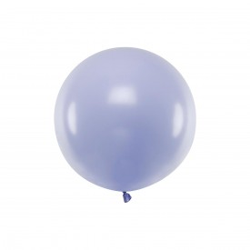 GIANT LATEX BALLOON - LILA