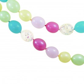 BALLOON GARLAND - MULTICOLOR