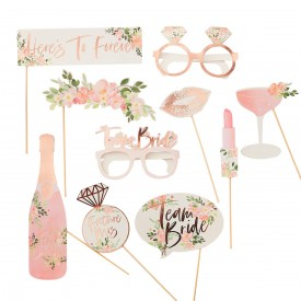 PHOTOBOOTH ACCESSORIES – BRIDE TO BE