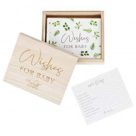 50 BABY SHOWER ADVICE CARDS