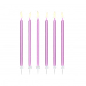 12 CANDLES - LILAC