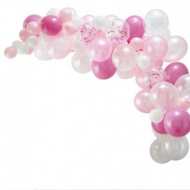 BALLOON ARCH – PINK