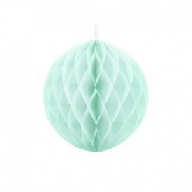 HONEYCOMB BALL – LIGHT MINT