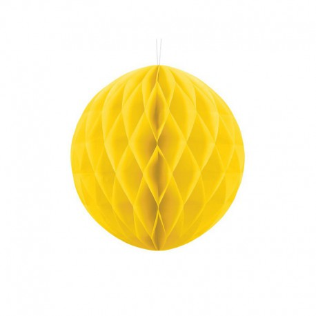 HONEYCOMB BALL – YELLOW
