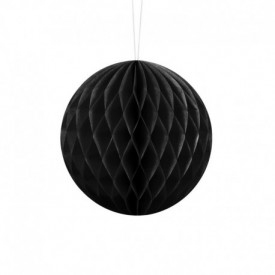 HONEYCOMB BALL – BLACK