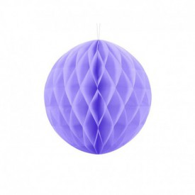 HONEYCOMB BALL – LILAC