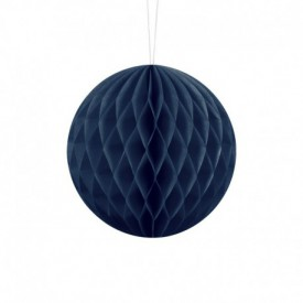 HONEYCOMB BALL – DARK BLUE
